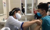 Perundingan untuk Jamin Vaksin Covid-19 Cakup Seluruh Warga di Vietnam Secepat Mungkin