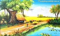 Beberapa Lagu tentang Kampung Halaman Vietnam