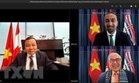 Mendorong Kerja Sama Ekonomi antara Berbagai Daerah Kanada dan Vietnam