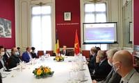 Badan Usaha Belgia Ingin Perkuat Investasi di Vietnam