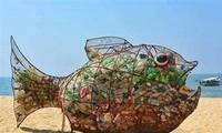 Ikhtisarkan Surat Beberapa Pendengar dan Perkenalan Sepintas tentang Pengelolaan Sampah di Vietnam