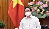 PM Pham Minh Chinh Tegaskan Sumber Daya Manusia Bersifat Menentukan dalam Upaya Membangun dan Mengembangkan Tanah Air