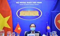 Berkoordinasi Erat untuk Pertahankan Perdamaian, Keamanan, Stabilitas di Kawasan