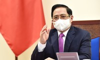 """PM Pham Minh Chinh Hadiri dan Berbicara pada Konferensi """"Masa Depan  Asia"""""""