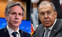 Menlu Rusia dan AS Imbau Penguatan Kerja Sama