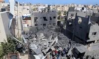 UEA Bersedia Mendukung Upaya Perdamaian antara Israel dan Palestina