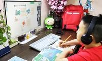 Ikhtisarkan Surat Beberapa Pendengar dan Perkenalkan Sepintas tentang Kegiatan Belajar dan Mengajar Secara Online di Vietnam