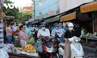 Kementerian Industri dan Perdagangan Vietnam Menjamin Sumber Pasokan Barang Kebutuhan Pokok bagi Warga
