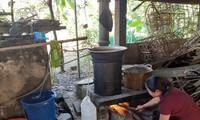 Mengembangkan Pola Ekonomi Koperasi dan Desa Kerajinan di Provinsi Ha Giang