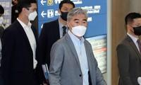 Utusan Khusus AS Urusan Masalah RDRK Tiba di Republik Korea