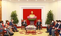 Vietnam Selalu Berupaya dan Berkomitmen Paling Tinggi dalam Perang Melawan Perubahan Iklim