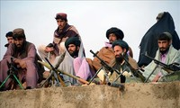 Tentara Afghanistan Basmi Ratusan Anasir Taliban