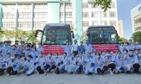 Kota Da Nang Bantu Provinsi Phu Yen Lawan Wabah Covid-19