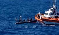 Selamatkan Ratusan Migran di Laut Mediterania dan Atlantik Utara