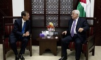 Israel dan Palestina Bahas Langkah-Langkah Bina Kepercayaan