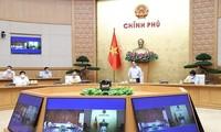 PM Pham Minh Chinh: Yang Tercepat dan Paling Awal Mungkin untuk Produksi Vaksin Covid-19