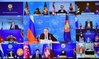 ASEAN dan Rusia Prioritaskan Kerja Sama untuk Hadapi Pandemi dan Bantu Pemulihan yang Komprehensif