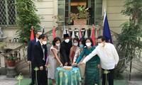 Peringatan  Hari Berdirinya ASEAN di Italia