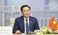 AIPA Bersinergi dan Bergotong-Royong dengan ASEAN dalam Hadapi Wabah Covid-19