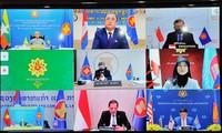 Pembukaan Konferensi Menteri Ekonomi ASEAN ke-53 secara Virtual