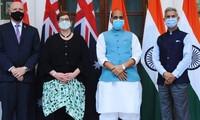 India, Australia Adakan Dialog 2+2 Tingkat Menteri Pertama