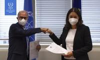IAEA dan Uni Eropa Perluas Kerja Sama tentang Keselamatan Nuklir