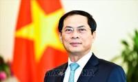 Menlu Bui Thanh Son Jawab Wawancara Kalangan Pers tentang Hasil Kunjungan Presiden dan Delegasi Tingkat Tinggi Vietnam