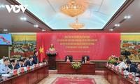 Kota Hai Phong Perlu Fokus dalam Pengembangan 3 Pilar Ekonomi