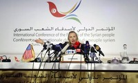 """Treffen der """"Freunde Syriens"""" fordert einen Stopp von Gewalt in Syrien"""