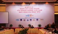 Fortschritte der vietnamesischen Unternehmen nach dem WTO-Beitritt