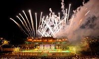 Eröffnung des Hue-Festivals