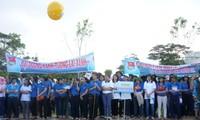 "Kunstprogramm mit dem Thema ""Vietnam profitiert vom Meer"""
