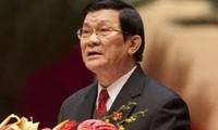 Staatspräsident besucht die Provinz Ba Ria-Vung Tau