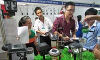 Ausstellung stromsparender Produkte in Ho Chi Minh Stadt