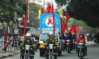 Umgerechnet mehr als 142 Millionen Euro für Aids-Bekämpfung bis 2015
