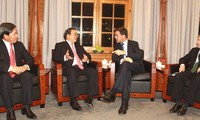 Vize-Premier Hoang Trung Hai besucht die Niederlande