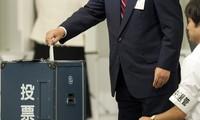 In Japan finden vorgezogene Parlamentswahlen statt