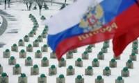 Russland begeht 70. Jahrestag des Sieges von Stalingrad