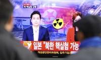 Vereinten Nationen gibt Erklärung über Atomtest Nordkoreas ab