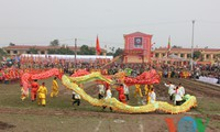 Fest des Reisanbaus - Förderung der landwirtschaftlichen Entwicklung