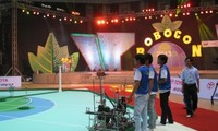 Start des Robocon-Wettbewerbs in Zentralvietnam