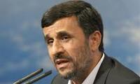 Irans Präsident beginnt seine Afrika-Reise