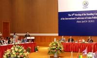 Ständige Kommission der internationalen Konferenz politischer asiatischer Parteien tagt in Hanoi
