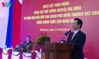 Premierminister Nguyen Tan Dung besucht Russland