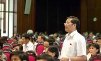 Abgeordnete diskutieren Gesetzesentwurf zur Verteidigungs- und Sicherheitserziehung