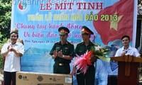 Veranstaltungen zur Woche des Meeres und der Inseln Vietnams 2013