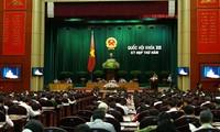 Parlament beginnt Fragestunde