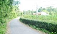 Fortschritte beim Aufbau ländlicher Räume in Tra Vinh