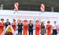 Eröffnung der internationalen Handelsmesse in Da Nang