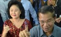 Kambodscha: CPP-Partei weist Vorwurf des Wahlbetrugs zurück